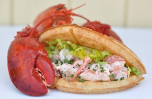 Bruxie's Lobster Roll