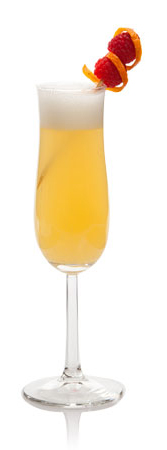 Easy mimosas white rose limousine blog for How many mimosas per bottle of champagne